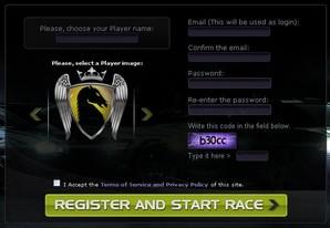 max driving register