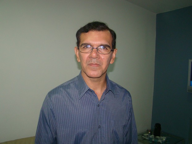 Padre Lauro de Deus  (Foto: Gil Oliveira/ G1)