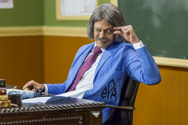 Professor Raimundo (Foto: Reprodução Globo)