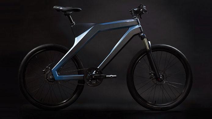 Bike possui GPS embutido e pode sinalizar rotas com luzes (foto: Reprodução/Baidu)