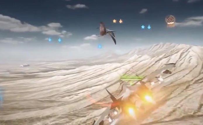 Réptil voador pairava pelos céus do DLC End Game (Foto: Reprodução/Youtube)