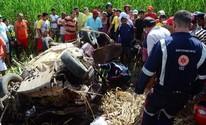 Vítimas de acidente em Colônia Leopoldina estão em estado grave (Luzamir Carneiro / JG Notícias)