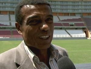 Cubillas, ex-jogador peruano (Foto: Reprodução/SporTV)