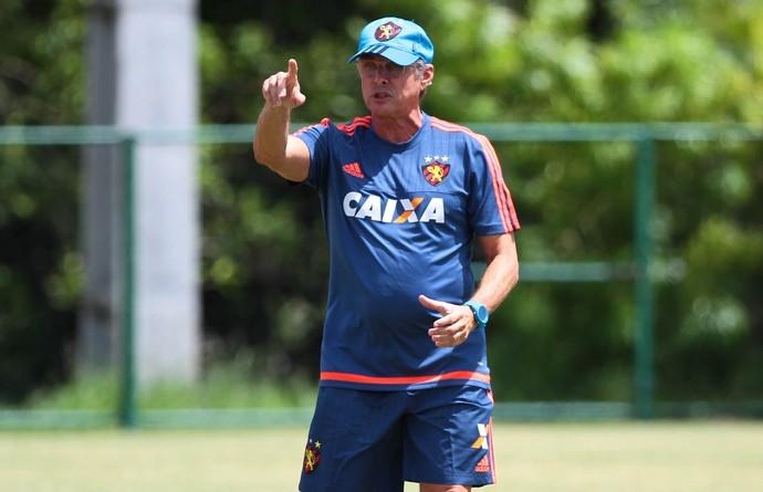 Oswaldo Oliveira Sport (Foto: Marlon Costa / Pernambuco Press)