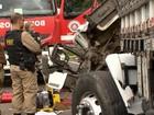 Acidente na BR-324, em Candeias, deixa ao menos 5 mortos, diz PRF