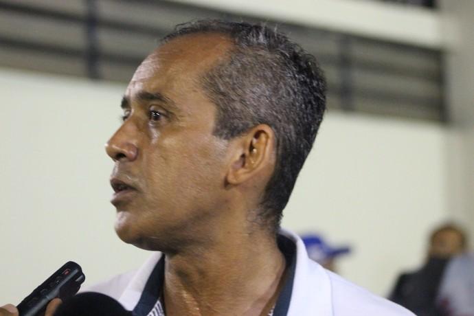 Jacob Júnior, presidente do Piauí (Foto: Joana D'arc Cardoso)
