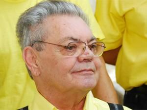 Ronaldo Cunha Lima morreu aos 76 anos (Foto: Leonardo Silva/Jornal da Paraíba)