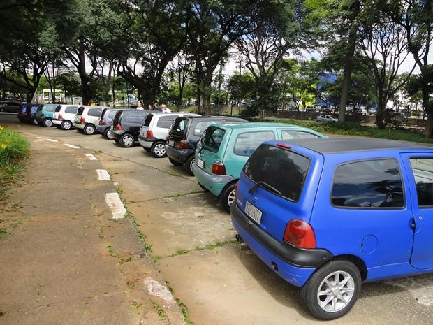Twingo Clube SP (Foto: Acervo do Twingo Clube SP/VC no AutoEsporte)