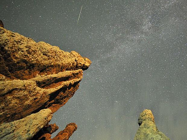 Meteoros (Foto: Ognen Teofilovski/Reuters)