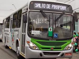 Ônibus Viação Piracema (Foto: Divulgação)