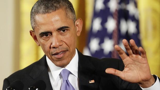 Obama prevê outra guerra no Oriente Médio se Congresso barrar acordo com Irã