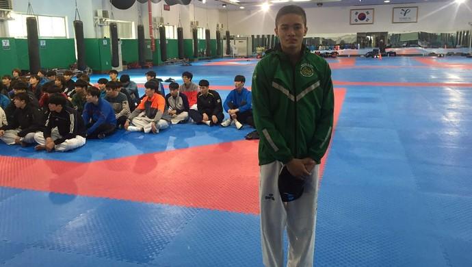 Venilton Teixeira; Amapá; Taekwondo (Foto: Reprodução/Facebook)