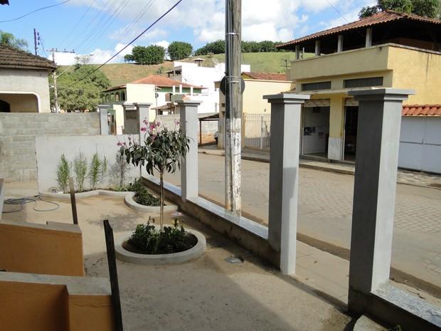 Local passa por reformas (Foto: Alex Araújo / G1 MG)