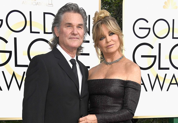 Kurt Russell e Goldie Hawn  (Foto: Getty Images)