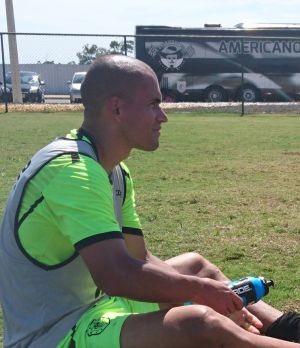 Jairo Paraíba é a mais nova contratação do Americano para Estadual 2017 (Foto: Divulgação Americano-RJ)
