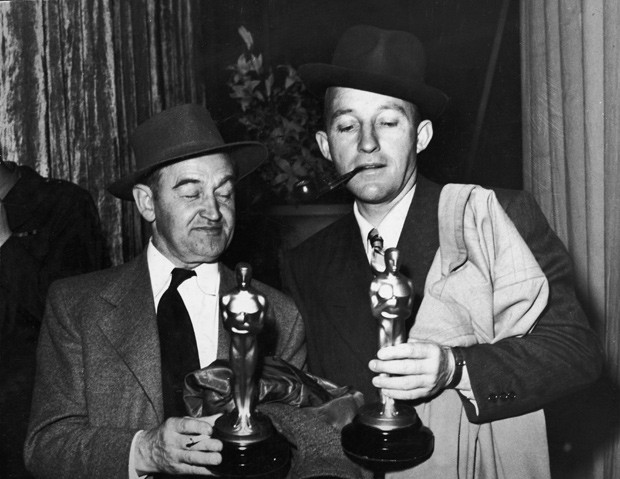 Barry Fitzgerald e Bing Crosby (Foto: Getty Images)