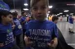 Clube faz ação em homenagem ao Dia Mundial de Conscientização ao Autismo