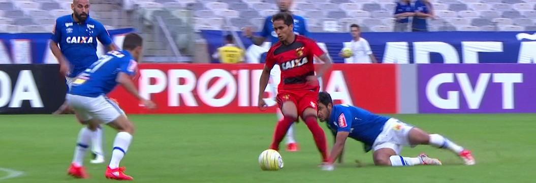 Cruzeiro x Sport - Campeonato Brasileiro 2016 - Ao vivo ... d93b0b43bd8f1
