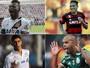 Globo acompanha Flamengo x Vasco e Santos x Palmeiras neste domingo