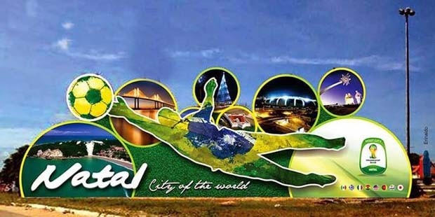 Novo layout foi criado por Erinaldo Santos (Foto: Divulgação/Prefeitura de Natal)