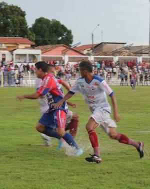 Barras x Piauí, semifinal do primeiro turno (Foto: Josiel Martins)