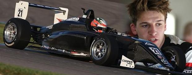 Lucas Kohl na Pabst Racing. (Foto: Divulgação)
