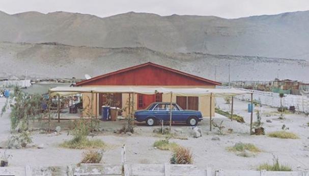 Arica e Parinacota - Chile (Foto: reprodução Instagram @streetview.portraits)