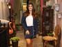 Giulia Costa diz que mãe dá dica de moda: 'Às vezes peço a opinião dela'