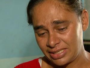 Mãe de Santa Cruz das Palmeiras (Foto: Rodrigo Sargaço/EPTV)