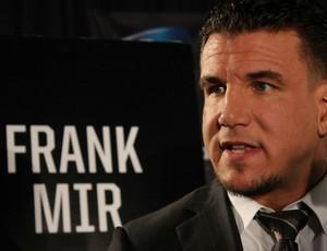 MMA - UFC encaradas Media Day - Frank Mir (Foto: Adriano Albuquerque)