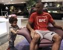 Motivado pelo pai, inspirado pelo filho: Edson quer vitória para disputar título