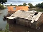 Chuvas deixam 13 cidades gaúchas em situação de emergência