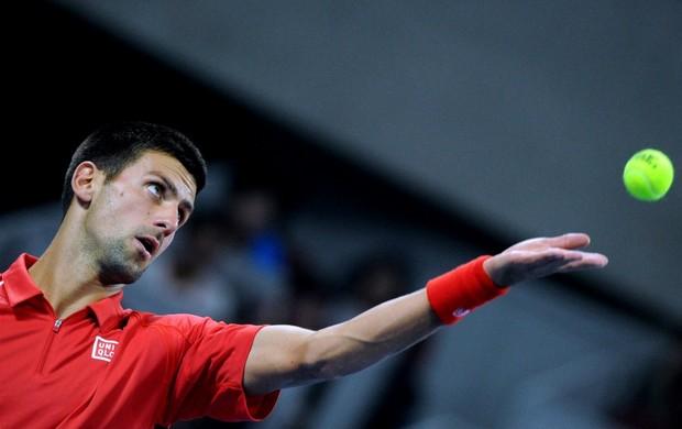 Novak Djokovic tênis ATP de Pequim (Foto: AFP)