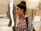 'Casamento não podia estar melhor', diz Ju Paes após clique sem aliança