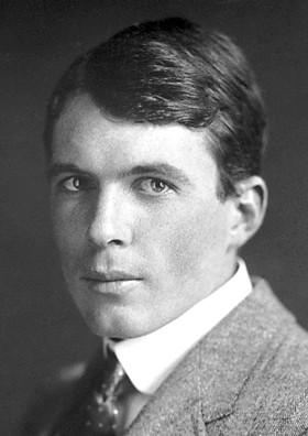 Lawrence Bragg era o mais jovem Nobel até então (Foto: Divulgação/Nobel Prize)