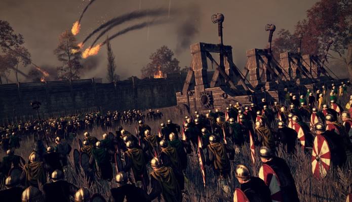 Participe de intensas batalhas entre Hunos e o Império Romano do Ocidente em Total War: ATTILA (Foto: Divulgação/Creative Assembly)