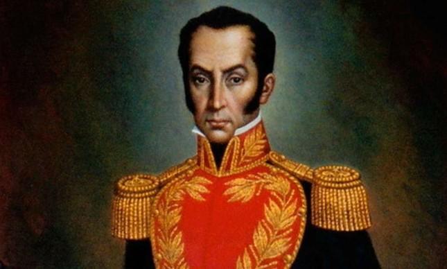 Simón Bolívar (Foto: Arquivo Google)