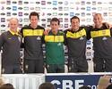 Em 2010, Julio César prometeu que seria campeão no Brasil, revela Doni