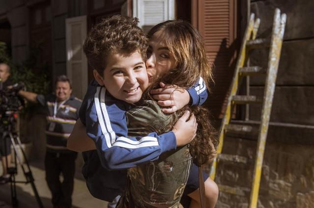 Luiz Felipe Mello será filho de Maria Casadevall em 'Os dias eram assim' (Foto: Globo/Mauricio Fidalgo)