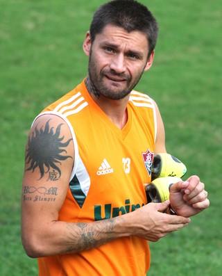 Rafael Sobis Fluminense (Foto: Fernando Cazaes/ Photocamera)