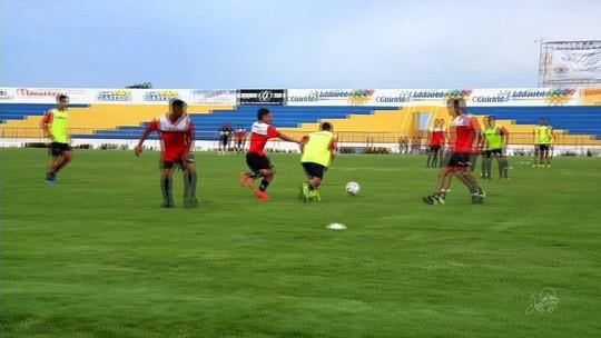 Guaranis jogam neste fim de semana em busca de 2ª vitória na Série D