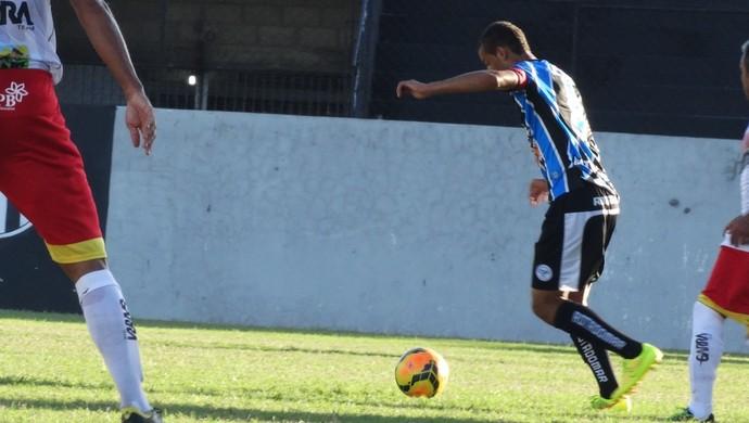 Thaciano Porto-PE (Foto: Vital Florêncio / GloboEsporte.com)