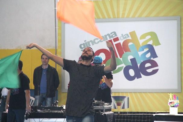 Gincana da Solidariedade (Foto: Fábio França/ Rede Vanguarda)