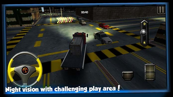 Transporter 3D (Foto: Divulgação)