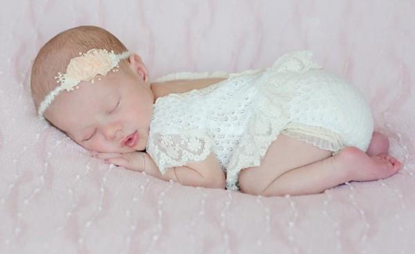 Thais Fersoza posta foto da filha, Melinda (Foto: Reprodução/Instagram)