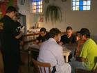 Polícia Federal faz busca e apreensão em acampamento indígena no RS