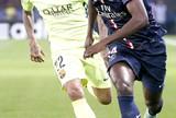 Dani Alves vê derrota injusta em Paris e pede Barcelona de cabeça em pé