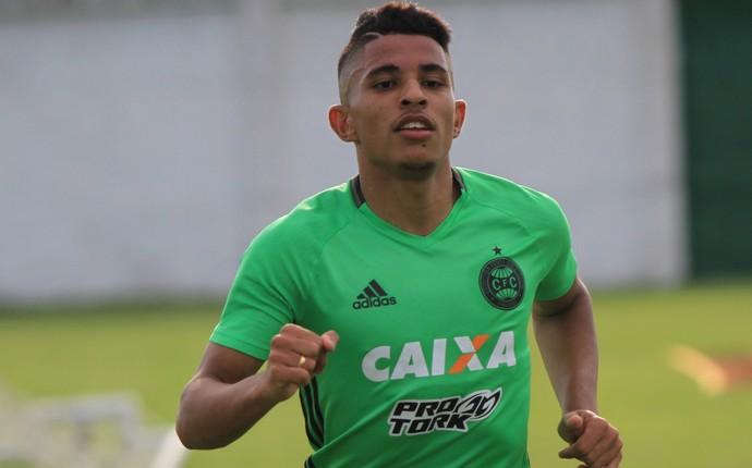 Dodô Coritiba (Foto: Divulgação/Coritiba)