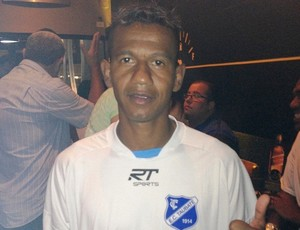 Reginaldo Taubaté (Foto: Arthur Costa/ Globoesporte.com)