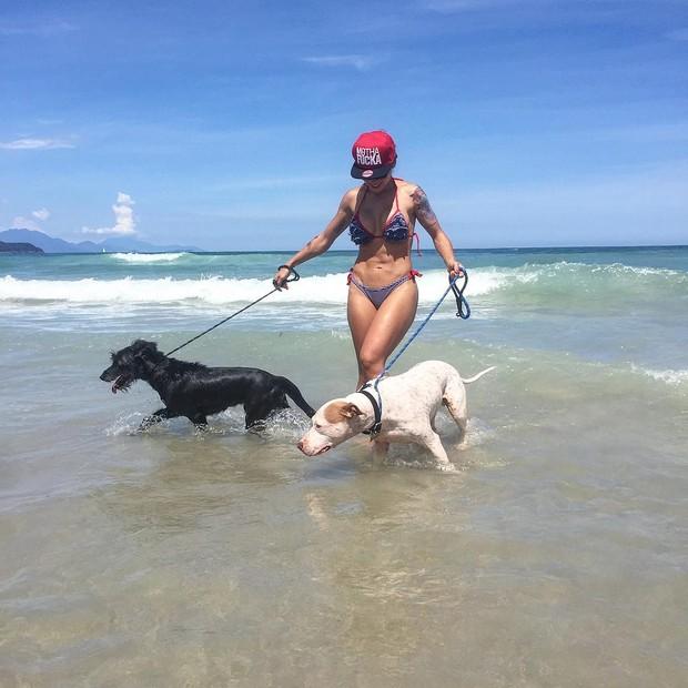 Vanessa Mesquita (Foto: Reprodução/Instagram)